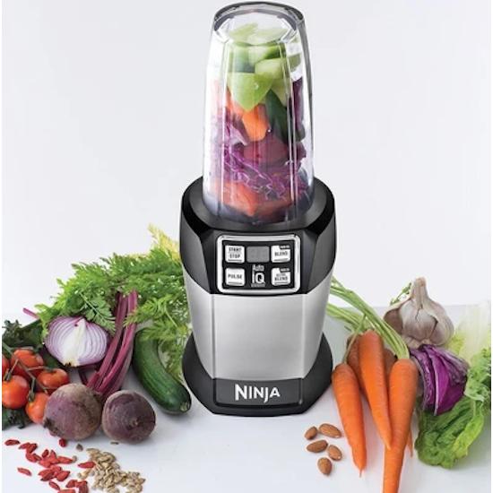 Mann & Noble - Ninja Auto-IQ Blender