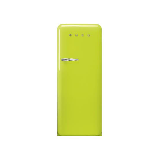 SMEG - Smeg FAB28 Refrigerator 256L - Lime Green