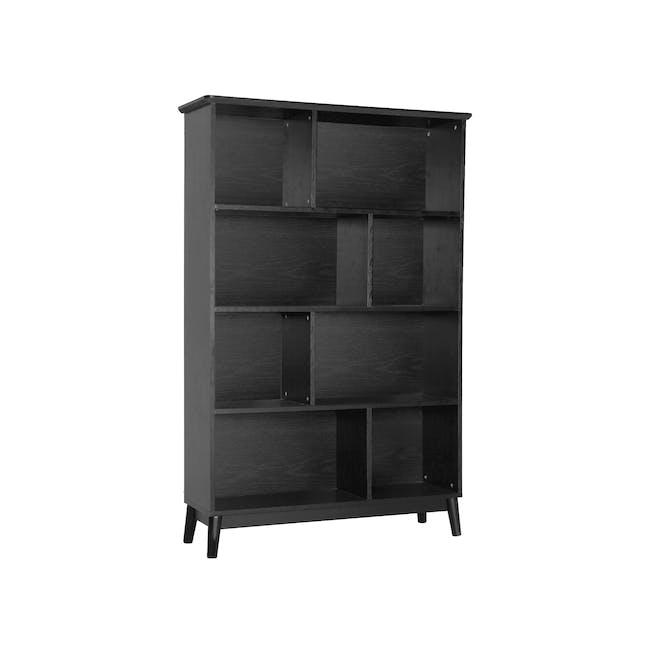 Howard Bookshelf - Dark Grey - 1
