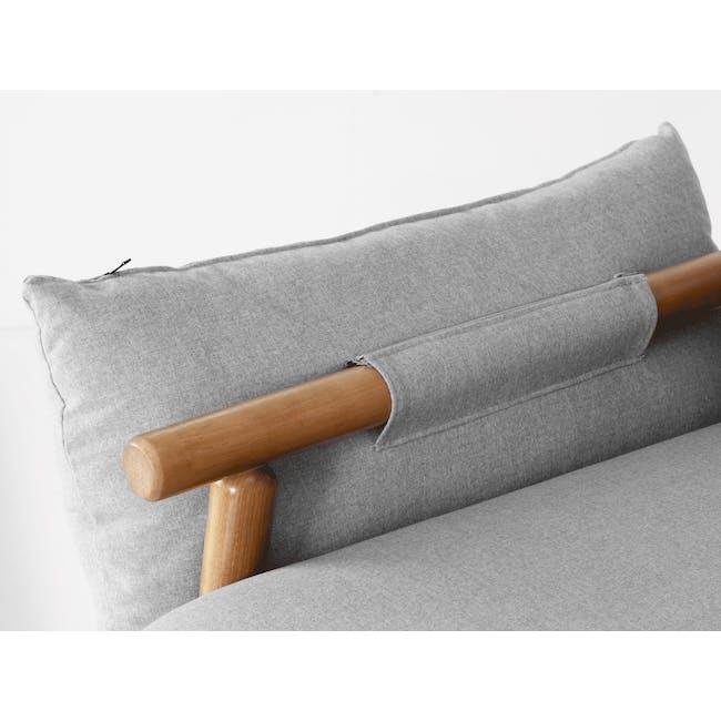 Astrid 2 Seater Sofa - Slate - 6