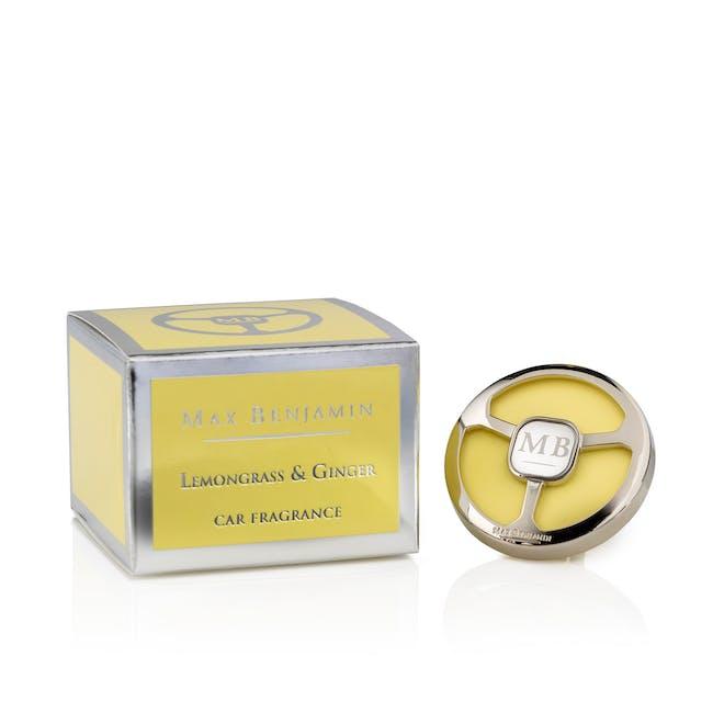 Lemongrass & Ginger Car Fragrance - 0
