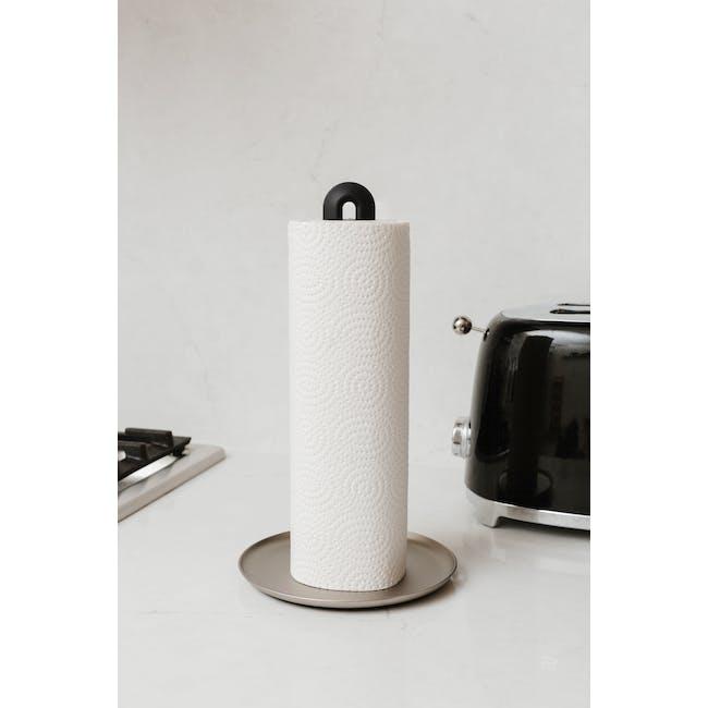 Keyhole Paper Towel Holder - 1