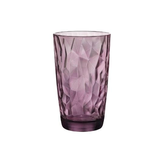 Bormioli Rocco - Diamond Cooler 470 ml - Rock Purple