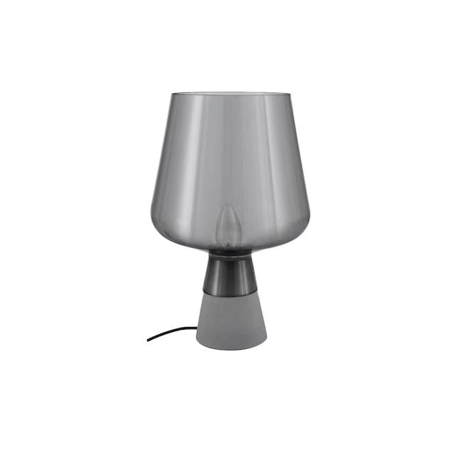 Hayden Table Lamp - Smoke - 0