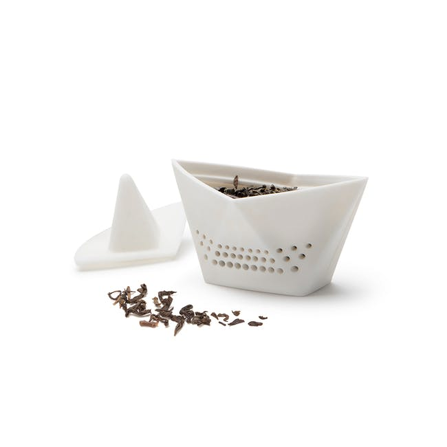 Paper Boat Tea Infuser - 1