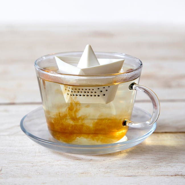 Paper Boat Tea Infuser - 2