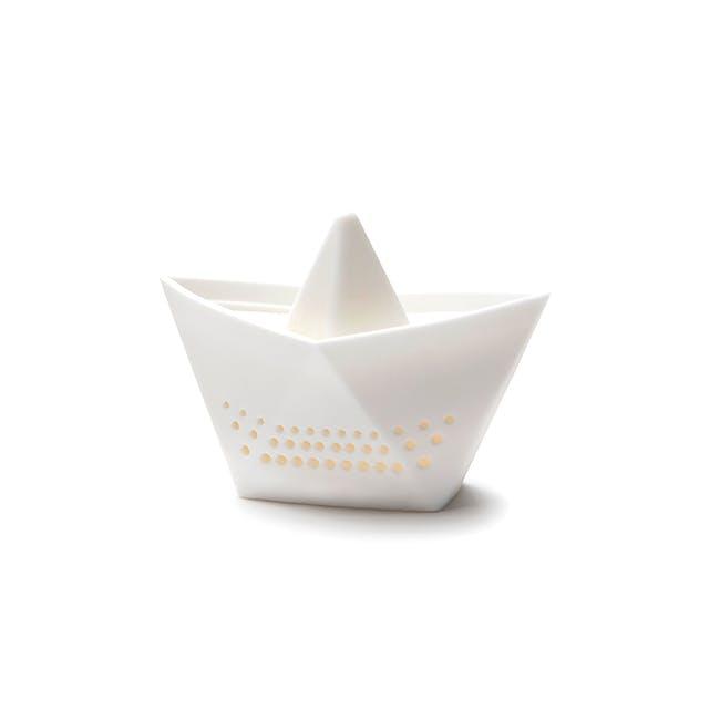 Paper Boat Tea Infuser - 0