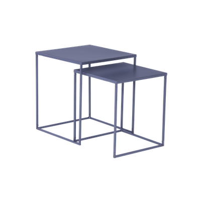 Ashe Nesting Coffee Table - Iridiuim - Image 2