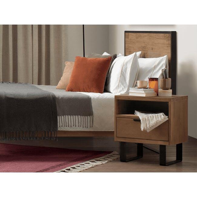 Dakota Bedside Table - 5