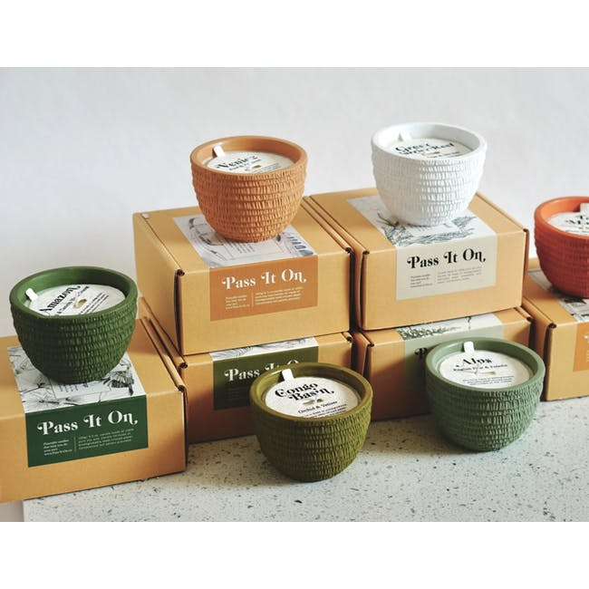 Pass It On Plantable Candles - Alps - 6