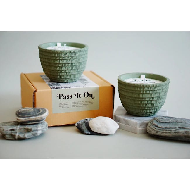 Pass It On Plantable Candles - Alps - 5
