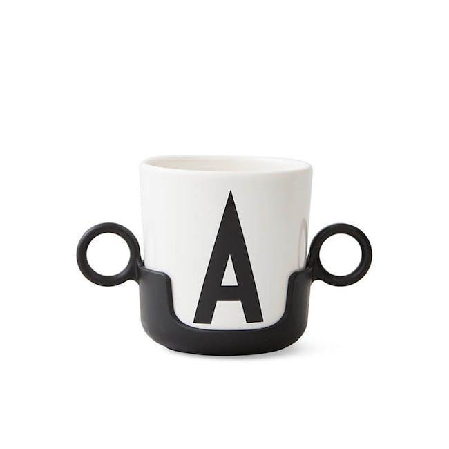 Handle for melamine cup - Black - 0