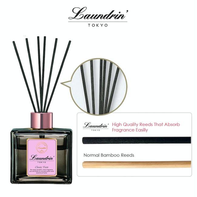 Laundrin Premium Perfume Room Diffuser 80ml - Classic Fiore - 3