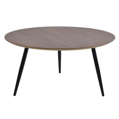 Brittany Coffee Table - Walnut - Image 1