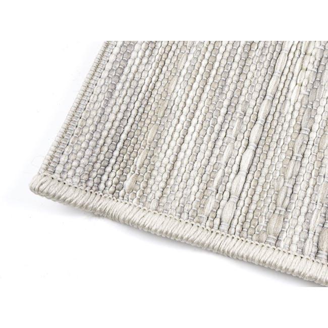 Mira Flatwoven Rug 2.3m x 1.6m - Light Angles - 3