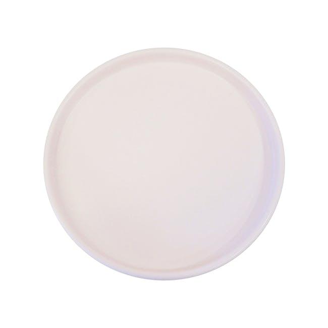 Ceramic Display Tray - Dusty Pink - 0