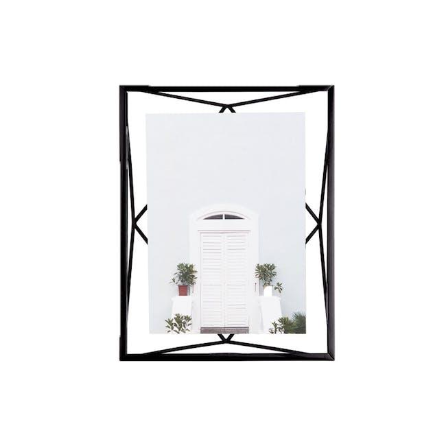 Prisma Rectangle Photo Display - Black - 0
