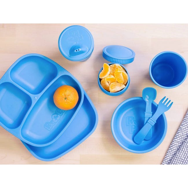 Re-Play Snack Stack Set - Sky Blue - 1