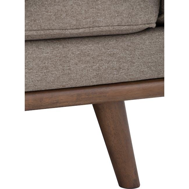 Carter 3 Seater Sofa - Harmonic Tan - 7