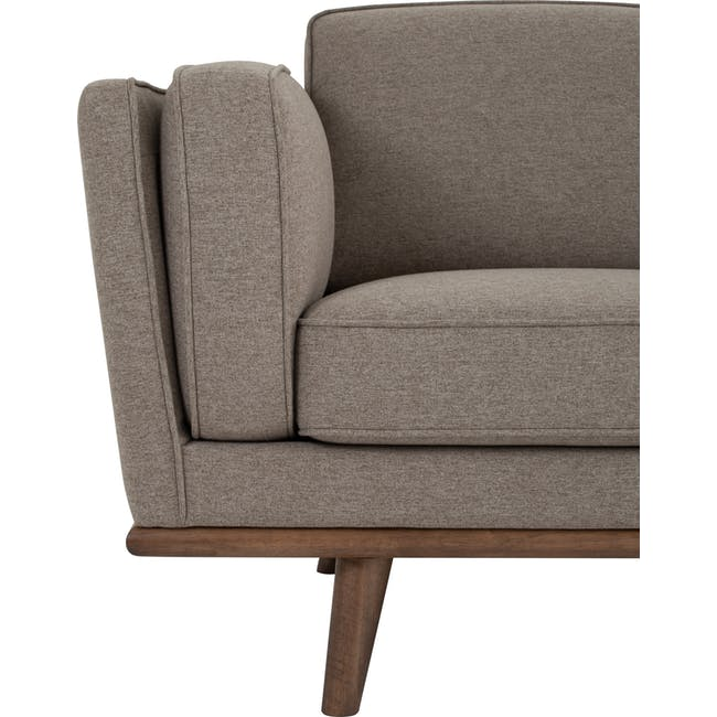 Carter 3 Seater Sofa - Harmonic Tan - 5
