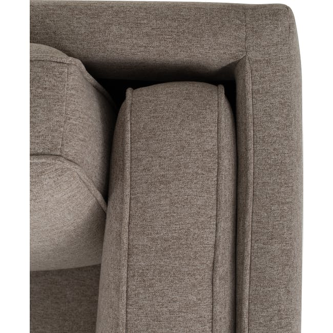 Carter 3 Seater Sofa - Harmonic Tan - 6
