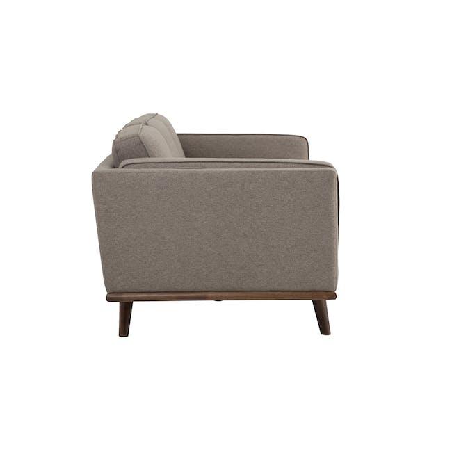 Carter 3 Seater Sofa - Harmonic Tan - 2