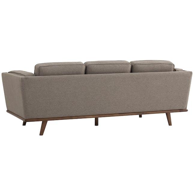 Carter 3 Seater Sofa - Harmonic Tan - 3