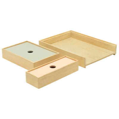 Earvin Box Trays (Set of 3) - Assorted - Image 1