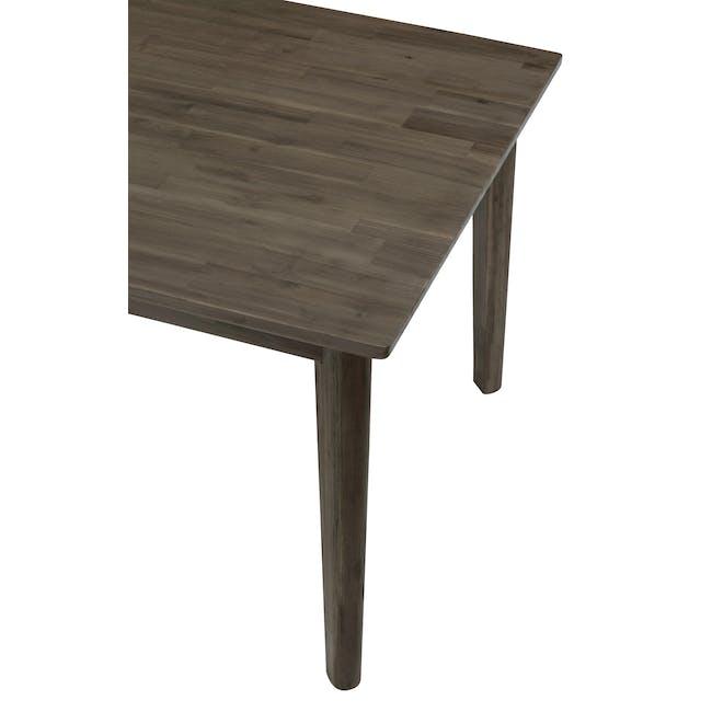 Tilda Dining Table 1.8m with 4 Dakota Dining Armchairs - 5
