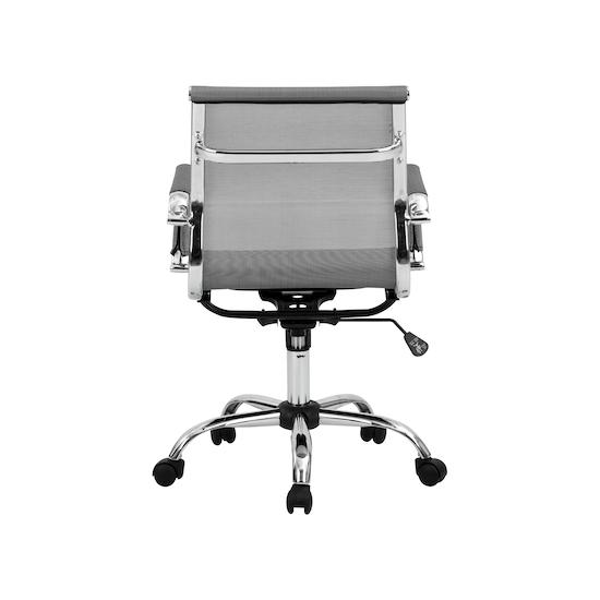 Eames Mid Back Mesh Office Chair Grey Office Chairs By Hipvan Hipvan