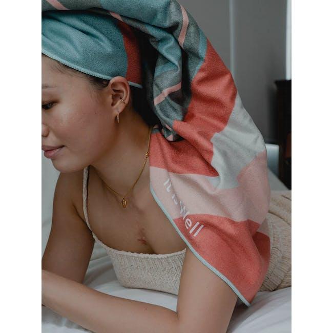 It is Well Summer Towel - Breeze - 2