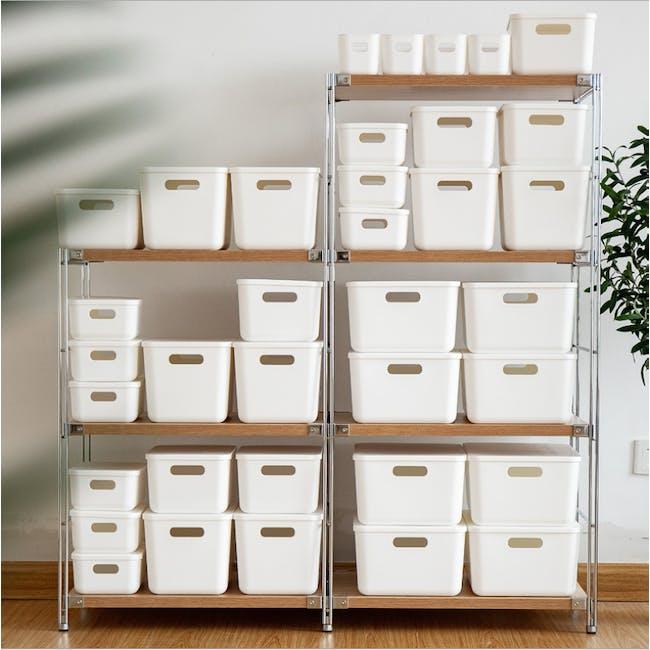 Lussa Storage Box with Lid - XL - 3