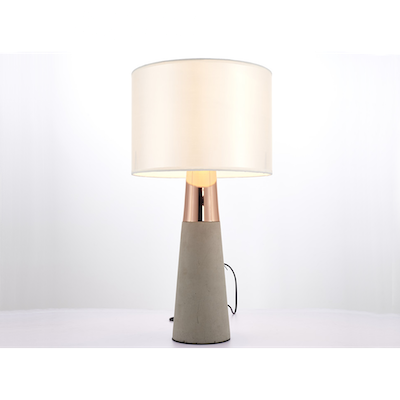 Evelyn Table Lamp - Copper - Image 2