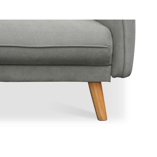 Emery Sofa Bed - Pigeon Grey - 6