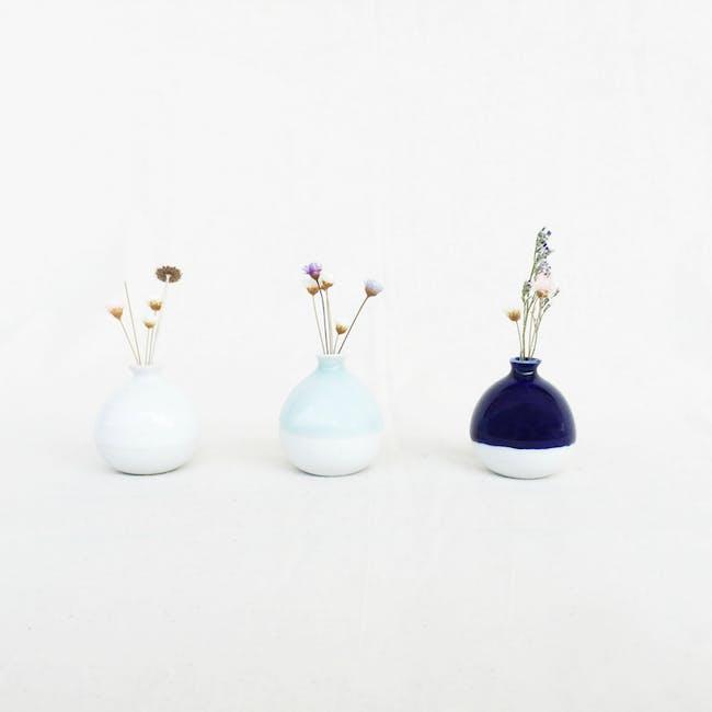 Mini Vase 5 cm - China Blue - 1