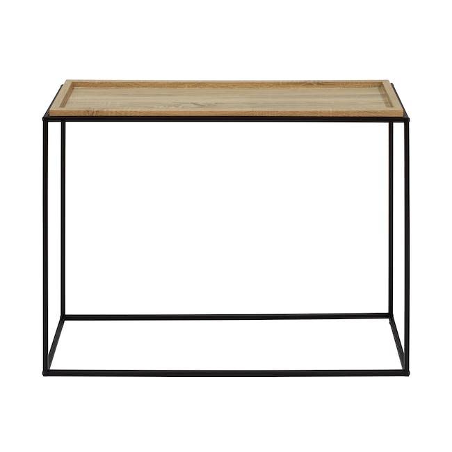 Dana Console Table 1.1m - Oak - 2