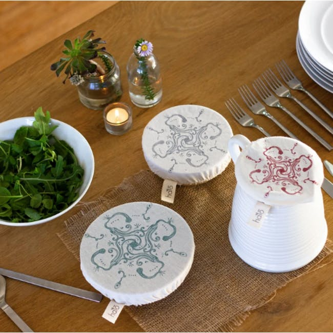 Halo Small Dish Cover Set of 3 - Utensils - 1