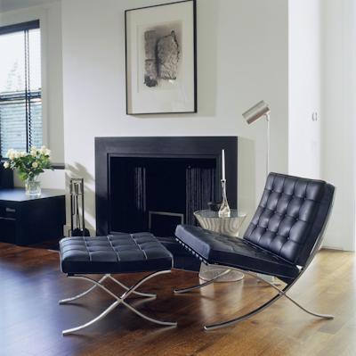 Barcelona Chair - Italian Leather - Image 2