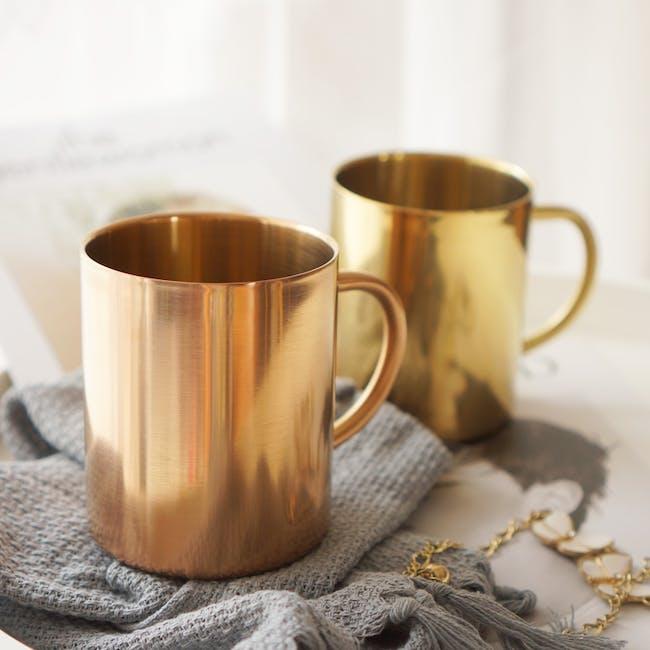 Moscow Mule Brass Mug - 2