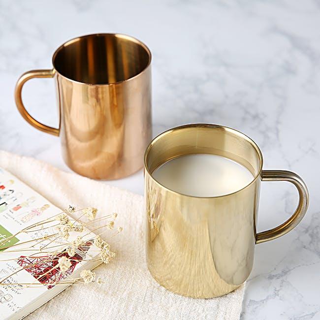 Moscow Mule Brass Mug - 4