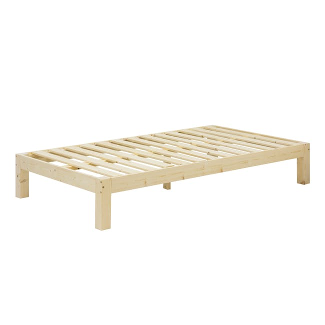 Katana Super Single Headboard Bed - 6