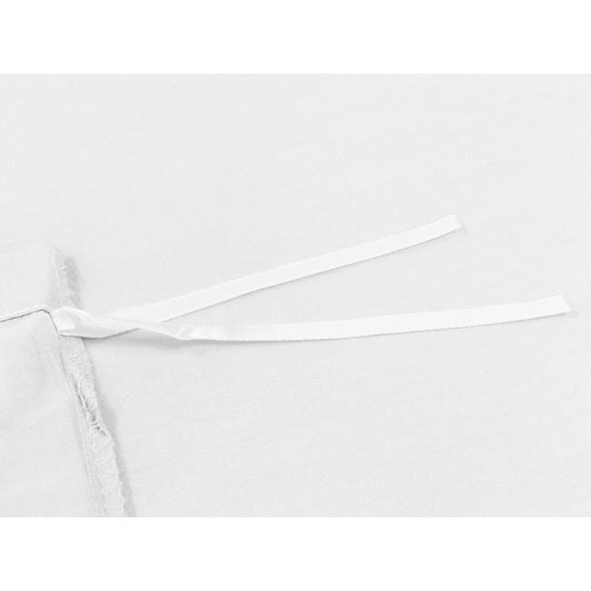 Aurora Duvet Cover - White (4 Sizes) - 2