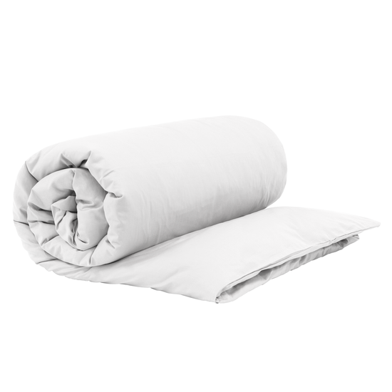 Rinco OEM - (Super Single) Aurora Duvet Cover - White