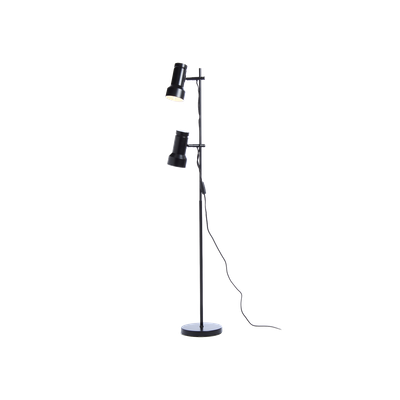 Crane Floor Lamp - Matte Black - Image 2