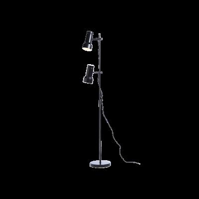 Crane Floor Lamp - Matte Black - Image 2