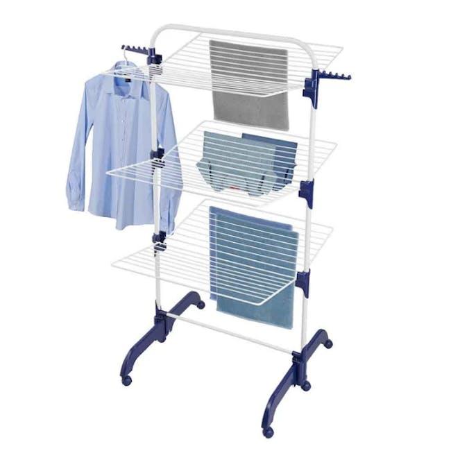 Leifhiet Comfort Tower Laundry Dryer 420 - 1