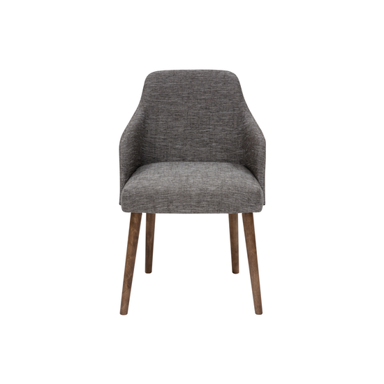 SourceByNet - Aiden Dining Chair - Cocoa, Sandstone