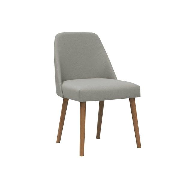 Miranda Chair - Cocoa, Gray Owl - 0