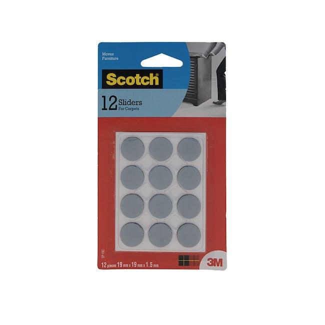 Scotch Square/Circle Sliders (3 Sizes) - 1