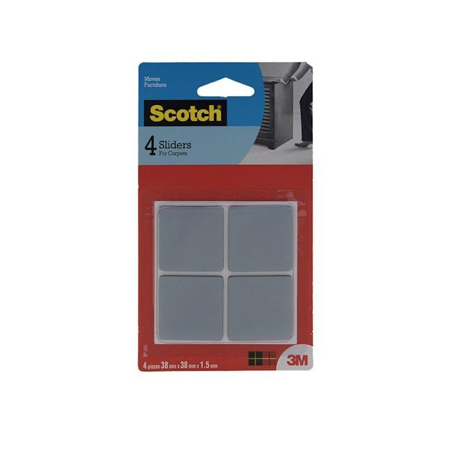Scotch Square/Circle Sliders (3 Sizes) - 2